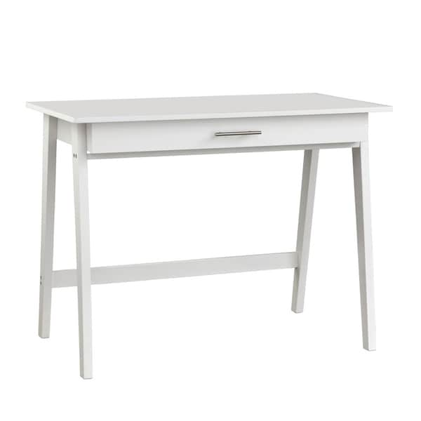 buy white desks computer tables online at overstock our best rh overstock com  simple white desk ikea