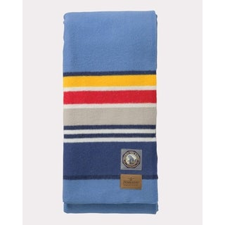 National Parks Yosemite Queen Blanket