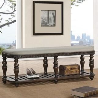 Belmeade Upholstered Bed Bench