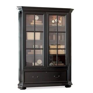 Allegro Sliding Door Bookcase