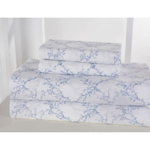 Asher Home Rebecca Microfiber Sheet Set