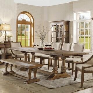 Hawthorne Rectangular Dining Table - Barnwood