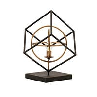 Glenby Bronze and Gold Small LED Sculpture