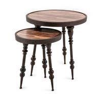 Oscar Brown Tables (Set of 2)