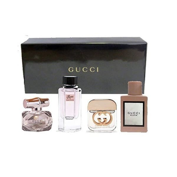13073b6fc Shop Gucci Women's 4-piece Miniature Collection - Free Shipping ...