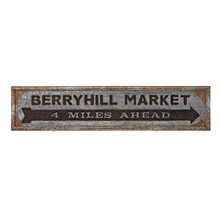 Trisha Grey Yearwood Berry Patch Market Sign