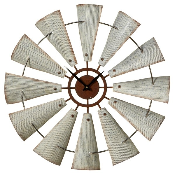 Windmill Wall Clock.