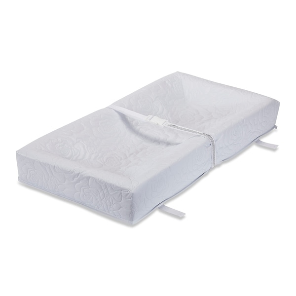 Shop La Baby 30 Quot 4 Sided Square Corner Changing Pad With