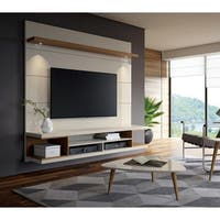 Utopia 70 In. LED/ Floating Theater Entertainment Center