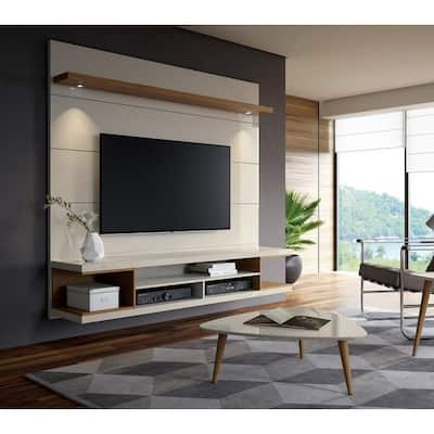Utopia 70-inch LED Floating Theater Entertainment Center