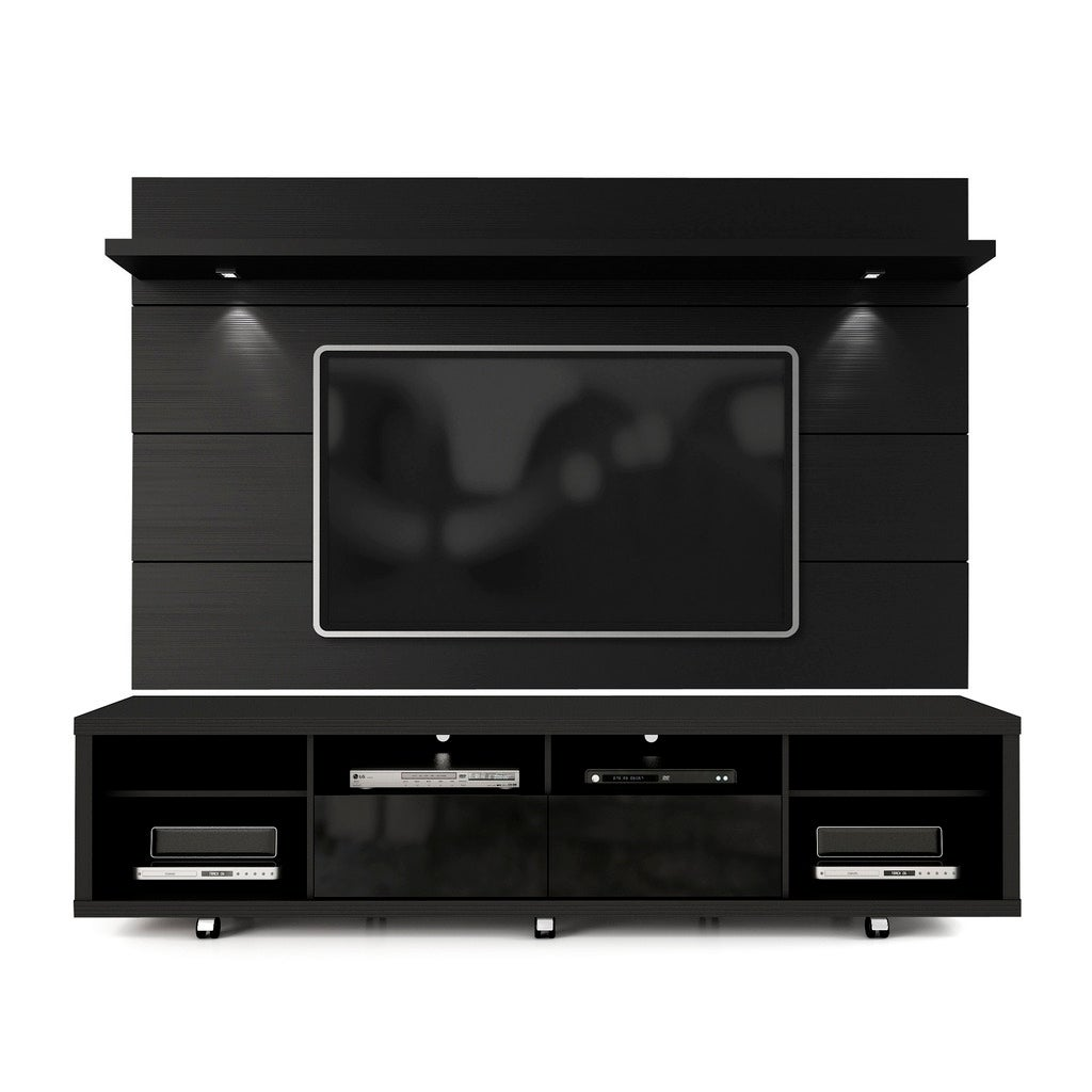 Black Tv Stands Entertainment Centers Online At Our Best Living Room Furniture Deals
