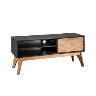Rustic Mid-Century Modern Jackie 43.3 In. TV Stand