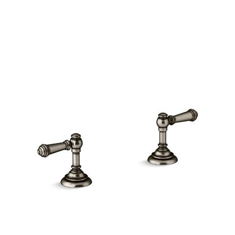 Kohler K-98068-4 Artifacts Bathroom Sink Lever Handles
