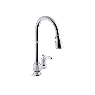 Link to Kohler Artifacts Pullout Spray Kitchen Faucet K-99260-2BZ Oil Rubbed Bronze Similar Items in Faucets