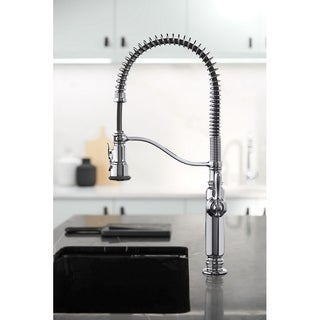 Kohler K-77515 Tournant Semi-Professional Pull-Down Kitchen Sink Faucet
