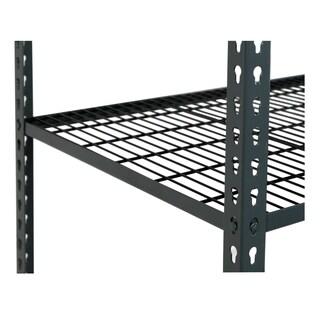 Shelving-Pro 48 x 18 Extra Shelf for Unit 4818M-1AH5, Wire Mesh, Heavy Duty