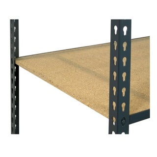 Shelving-Pro 48 x 12 Extra Shelf for Unit 4812W-1A5, Particle Board