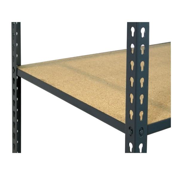 Shelving-Pro 48 x 12 Extra Shelf for Unit 4812W-1AH5, Particle Board, Heavy Duty