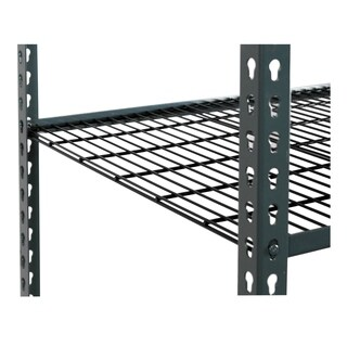 Shelving-Pro 36 x 18 Extra Shelf for Unit 3618M-1A5, Wire Mesh