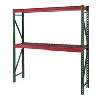 Shelving-Pro Bulk Rack Shelving, 96 x 18 x 96, Heavy Duty