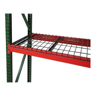Shelving-Pro 96 x 24 Extra Shelf for Unit 9624M-PS3, Wire Mesh
