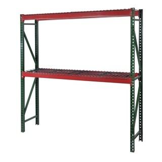 Shelving-Pro Bulk Rack Shelving, 96 x 48 x 96, Heavy Duty