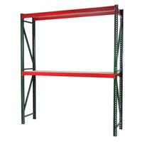 Shelving-Pro Bulk Rack Shelving, 48 x 24 x 120, Heavy Duty