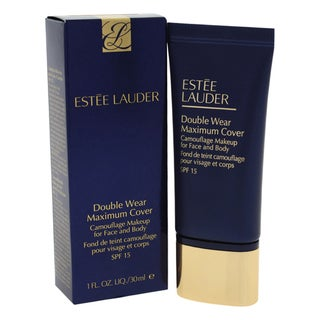 Estee Lauder Double Wear Maximum Cover Camouflage Makeup SPF 15 3C4 Medium/Deep