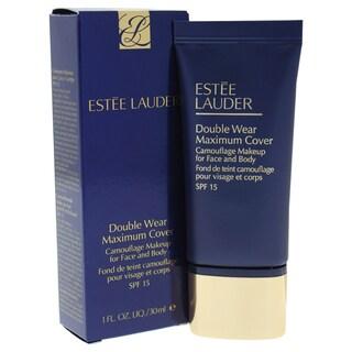 Estee Lauder Double Wear Maximum Cover Camouflage Makeup SPF 15 1N3 Creamy Vanilla