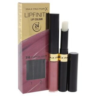 Max Factor Lipfinity 310 Essential Violet
