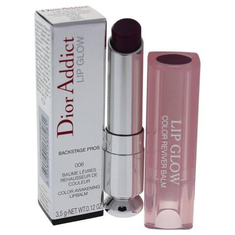 Dior Addict Lip Glow Color Awakening Lip Balm 006 Berry