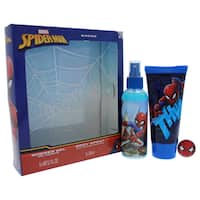 Marvel Spider Man Kids 3-piece Gift Set