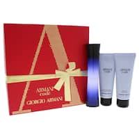 Giorgio Armani Armani Code Women's 3-piece Gift Set