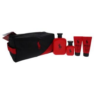 Ralph Lauren Polo Red Men's 5-piece Gift Set