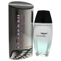 Lomani Victoire Men's 3.3-ounce Eau de Toilette Spray