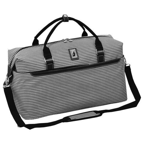 London Fog Cambridge II 20-inch Carry On Duffel Bag
