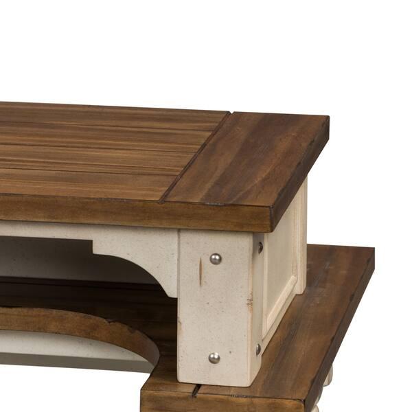 Stupendous Shop Morgan Creek Antique White Console Table On Sale Alphanode Cool Chair Designs And Ideas Alphanodeonline