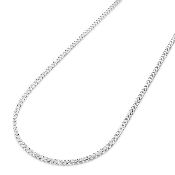 ".925 Sterling Silver Cuban Link Chain Necklace 1mm ~ 15mm Men Women 16/"" ~ 40/"""