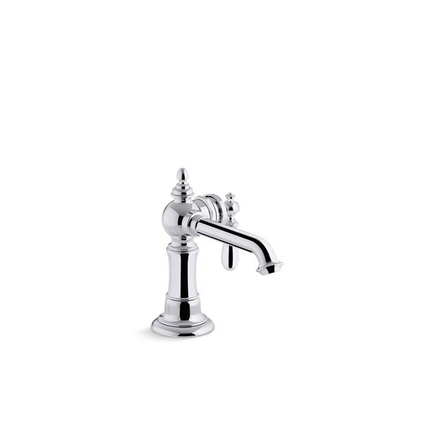 Kohler K 72762 9M Artifacts Single Handle Bathroom Sink Faucet