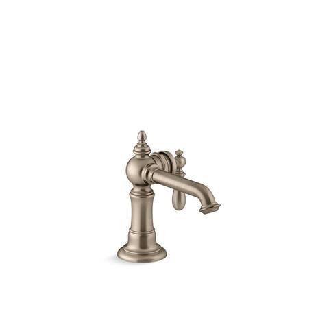 Kohler K-72762-9M Artifacts Single-Handle Bathroom Sink Faucet