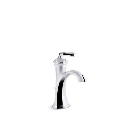 Kohler K-193-4 Devonshire Single-Handle Bathroom Sink Faucet