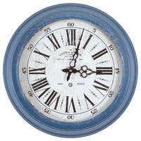 Yosemite Home Décor Coastal Tides Wall Clock