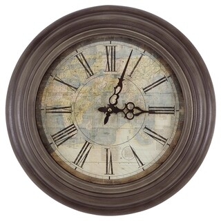 Yosemite Home Deco Traveling Wall Décor - N/A