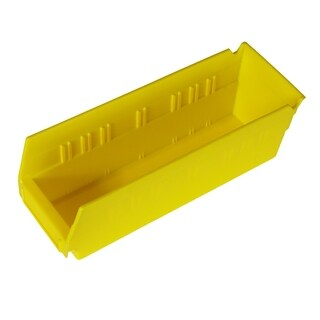 Shelving-Pro Plastic Bin, 12 x 8 (24 Bins)