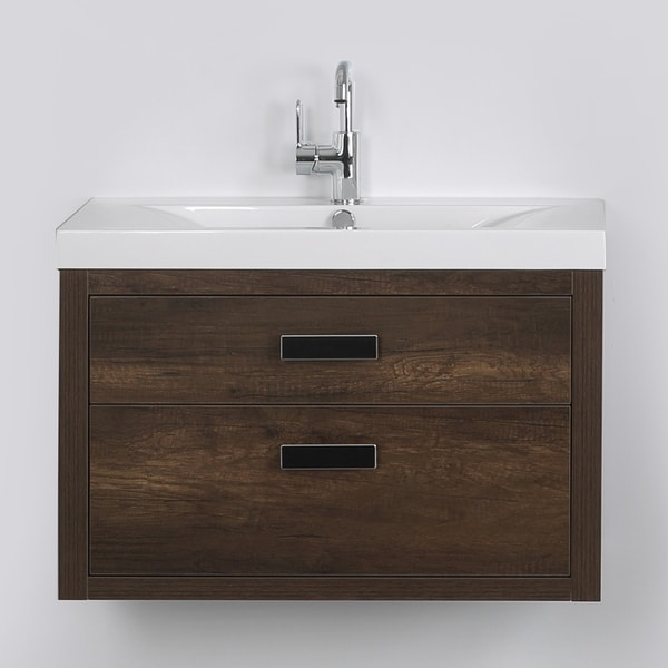 Alive Advanced 32 bathroom vanity with drawers Harmonious Staggering
