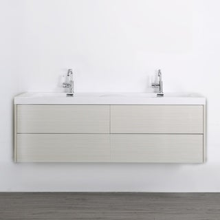 "63"" Streamline K1500-098-63-51 Double Floating Vanity"