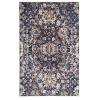 Copper Grove Sakteng Traditional Distressed MultiColor Area Rug - 8' x 10'