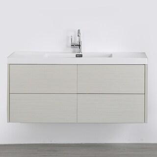 "48"" Streamline K1500-161-48-51 Floating Vanity"