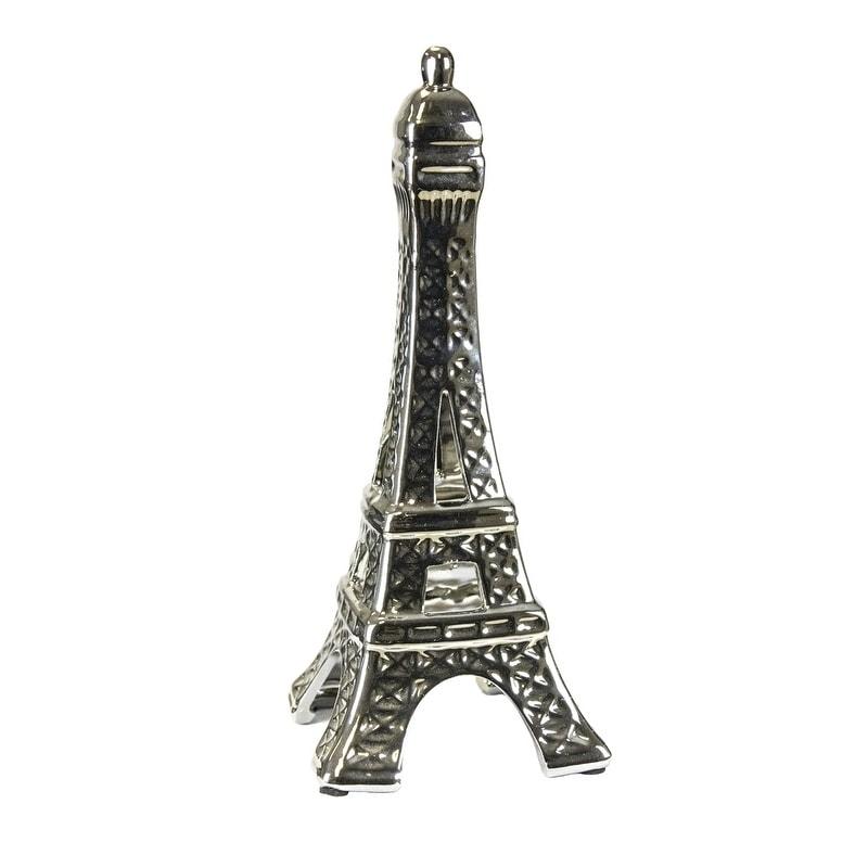 10840 Ceramic Eiffel Tower Decor
