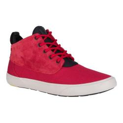 Men's Sperry Top-Sider Cutwater Chukka Boot Red Mesh